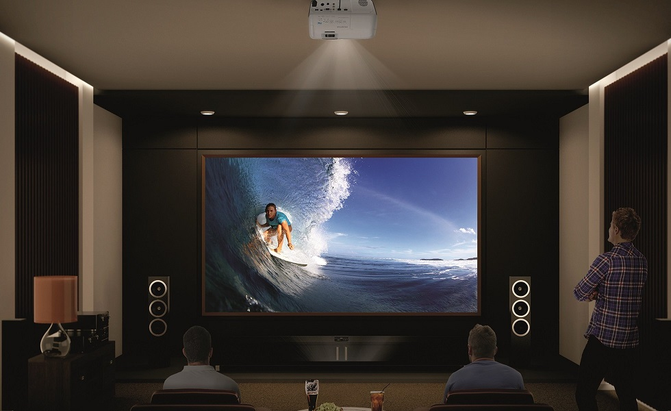 How To Set Up A Home Theater System With A Projector?3